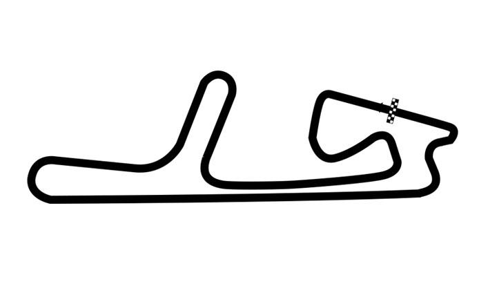 luca riccitelli driving academy circuito san martino al lago 2