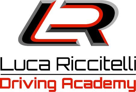 luca ricciterri driving academy logo contatti